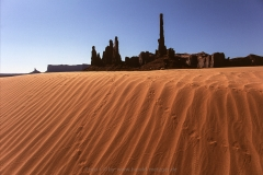 Monument Valley, Totem Pole, Arizona, USA