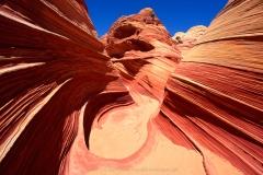 The Wave, Arizona, USA, Sandstein, Paria Wildernes