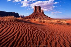 Monument Valley, The Mittens, Arizona, USA