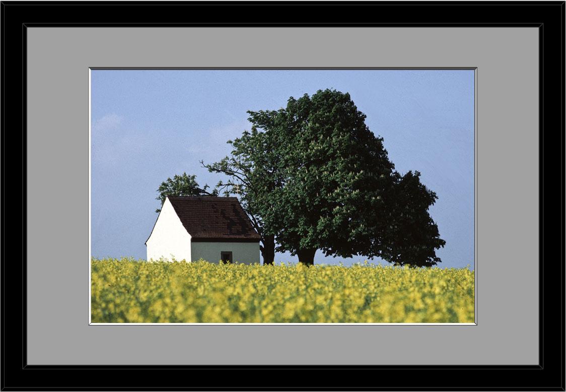 Kapelle-Hausen_Sommer