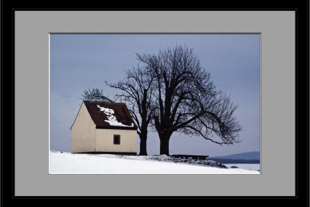 Kapelle-Hausen_Winter